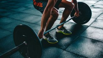 coumpound-oefeningen, fitness, trainen
