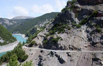 mtb, mountainbike, alps, alpen