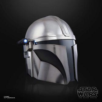 Star Wars The Mandalorian helm replica
