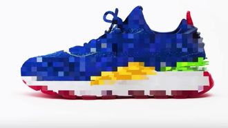 Sonic the Hedgehog sneaker
