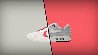 Sneaker kalender: sneakers van Nike en adidas
