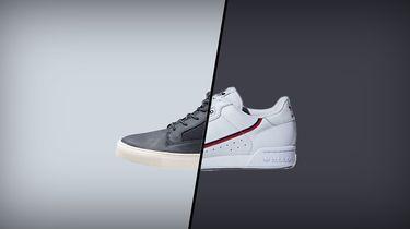 Sneaker sneakers van adidas en puma