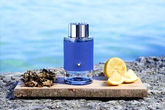 Rein Langeveld, nederlands model, Montblanc Explorer Ultra Blue
