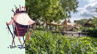 festival de achtertuin, rotterdam, nieuw, duurzaamheid, natuur