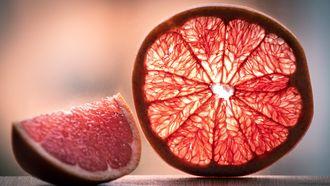 ontbijt, afvallen, gezondste voeding, grapefruit