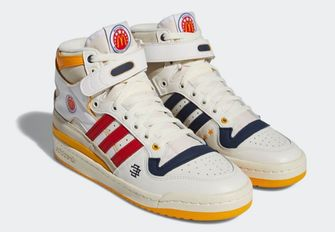 Adidas Mcdonald's kledinglijn