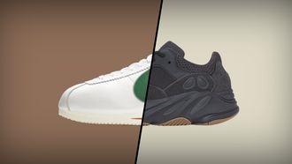 Sneaker update nike adidas