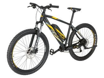 elektrische mountainbike, lidl, e-bike, stunt, korting