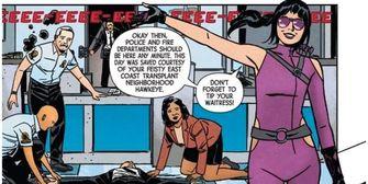 Marvel's nieuwe Hawkeye deelt eerste foto in kostuum