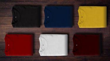 kleur, kleding, sollicitatiegesprek, solliciteren