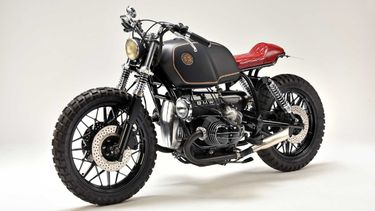 two face, deus ex machina, custom bike, BMW R100S