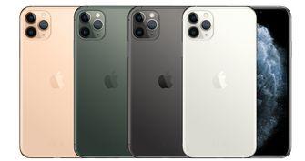 6 beste high-end top smartphone deals iPhone 11 Pro