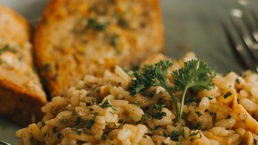 risotto, truffel, biertip