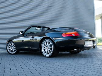 Tweedehands Porsche 911 Cabrio 1998 occasion