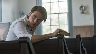 robert pattinson, netflix, september, the devil all the time