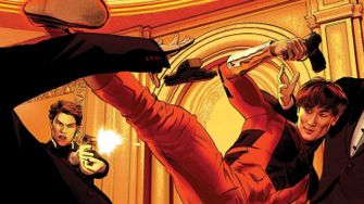 Shang-Chi And the legend of the ten rings Marvel trailer