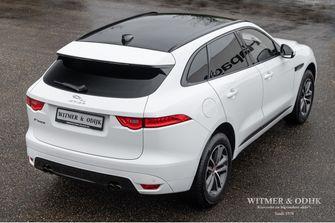 Tweedehands Jaguar F-Pace 2018 occasion