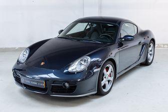 Tweedehands Porsche Cayman 3.4 S 2006 occasion