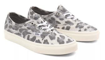 vans Hairy Suede Authentic, animal print, nieuwe sneakers