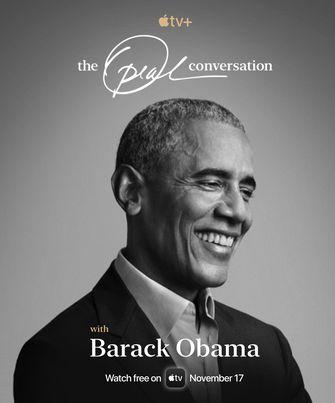 Barack Obama Apple TV+ Oprah Winfrey