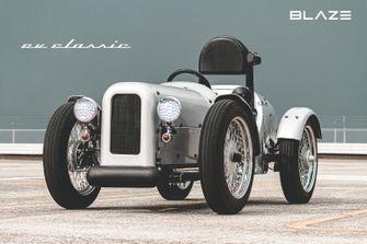 Blaze EV Classic, een elektrische auto