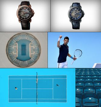 Seiko brengt een prachtige limited edition uit: de Premier Novak Djokovic Automatic