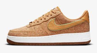 Nike Air Force 1 '07 Premium, kurk, sneakers, week 32, nieuwe releases