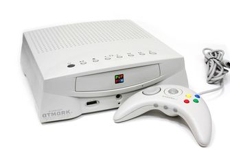 apple pippin, spelcomputer, game console, 1995, x-box
