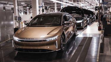 Geen droom: Tesla-killer Lucid Air Dream Edition rolt eindelijk van de band