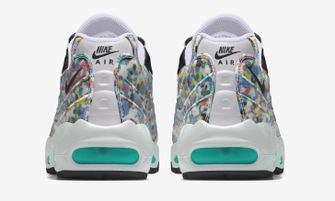 nike air max 95 premium by you, sneakers