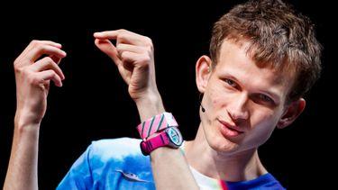 Vitalik Buterin, Ethereum-oprichter door stijgende koers 's werelds jongste cryptomiljardair