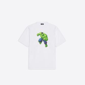 hulk balenciaga, t-shirt