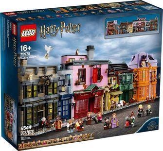 LEGO Avondklok Lockdown sets volwassenen