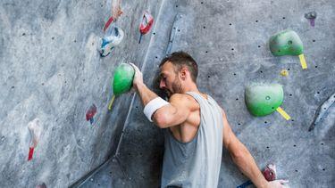 boulderen, oefeningen, armen