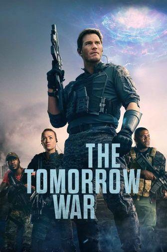 The Tomorrow War: Chris Pratt jaagt op aliens in spectaculaire trailer