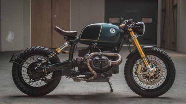 Moon Walker BMW R100r