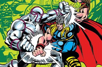 Marvel Eternals verslaan Thanos Gilgamesh