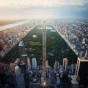 wolkenkrabber, new york, central park, shop architects