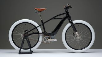 harley-davidson, serial 1, elektrische fiets, e-bike