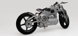Curtis Hades 1 Pure E-Bike custom bike