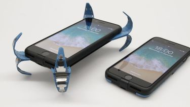 smartphone hoesje airbag