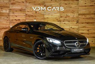 Tweedehands Mercedes-Benz S-Klasse Coupé AMG occasion