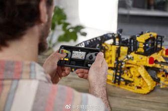 LEGO onthult peperdure CAT D11T Bulldozer met verrassende functies