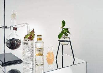 De mixers van London Essence maken je cocktail af