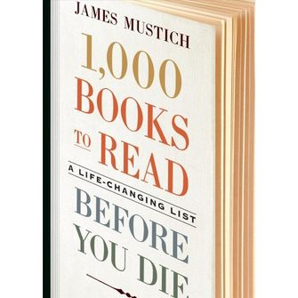 1000 book to read