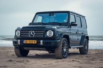 Tweedehands Mercedes-Benz G500 2018 occasion