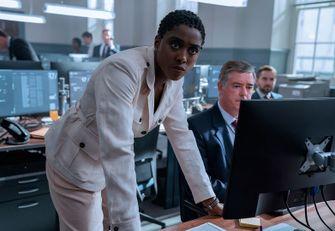 007, vrouwelijke james bond, no time to die