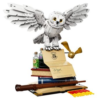 LEGO Harry Potter viert twintigste verjaardag met imposante set vol iconen
