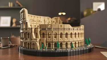 lego, colosseum, rome, set, grootste bouwset ooit