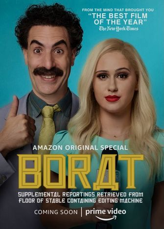 Borat Supplemental Reportings Retrieved From Floor of Stable Containing Editing Machine